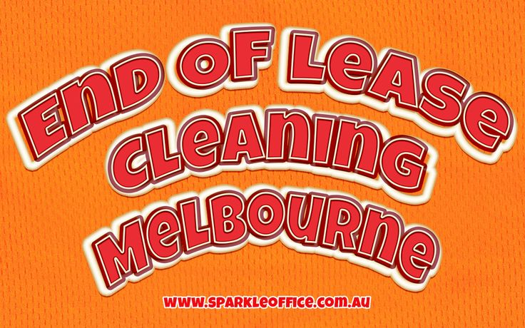 Visit this site http://www.sparkleoffice.com.au/ for more information on end of lease cleaning Melbourne. End of lease cleaning doesn't have to be a stressful task. With a bit of planning and getting end of lease cleaning Melbourne professionals in for the job, you should be able to please the fussiest of critics with ease. They can make your surroundings spotless in no time. Follow us: http://itsmyurls.com/housecleanings