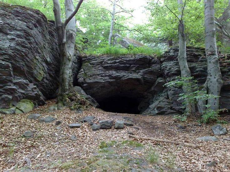 Jaskyňa Jánošíkova skrýša 1 - Jan Petka