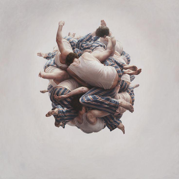 """Cluster"" by Jeremy Geddes"