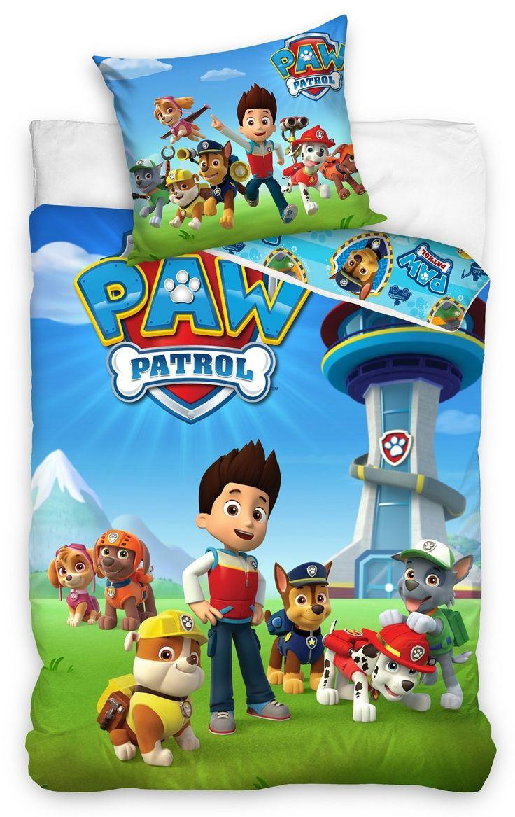 Paw Patrol Team Bedding set