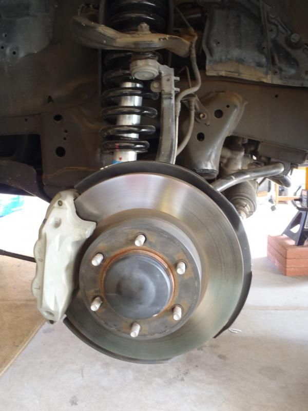 Hard To Find Specs Info Measurements On 231mm 13wl Tundra Calipers Rotors Toyota 4runner Forum Largest 4runner Fo 4runner Toyota 4runner 4runner Forum