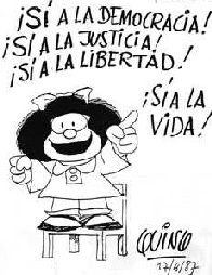 Origen e historia de Mafalda