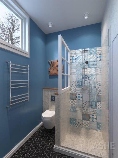 12 cabines de douche originales pour chez vous home livres and style Cabine de douche ikea