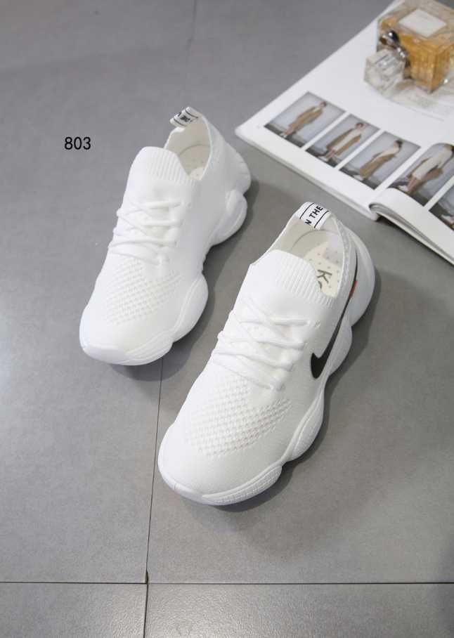 Sepatu KelSey 803-3744 Slip On Sneaker Warna Full White (1) d7d4947f5a