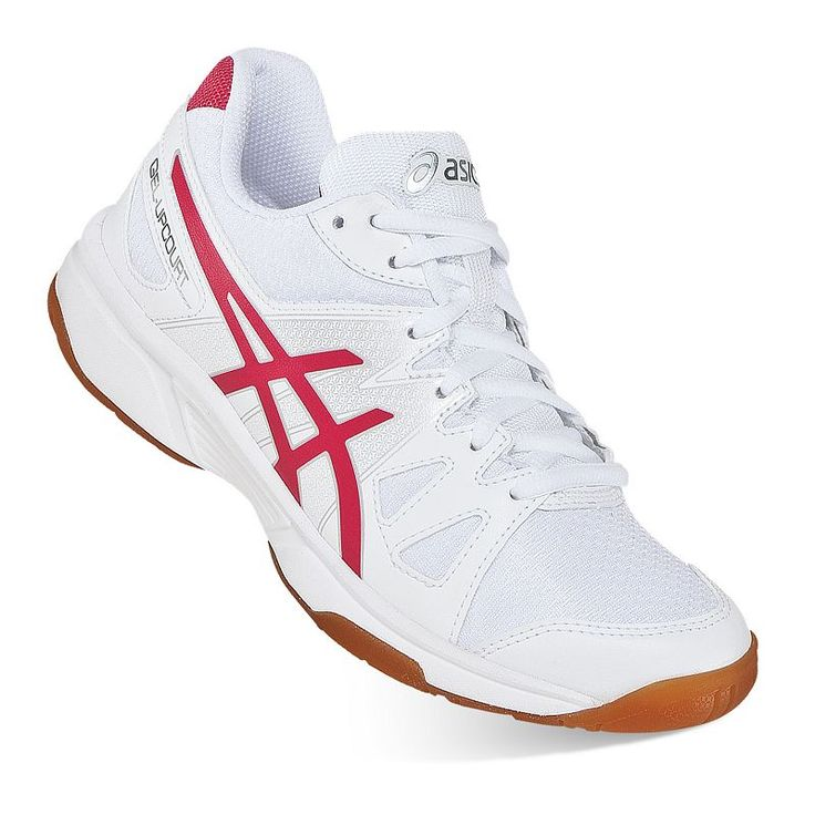 ASICS GEL-Upcourt Women's Volleyball Shoes, Size: 11, White Oth