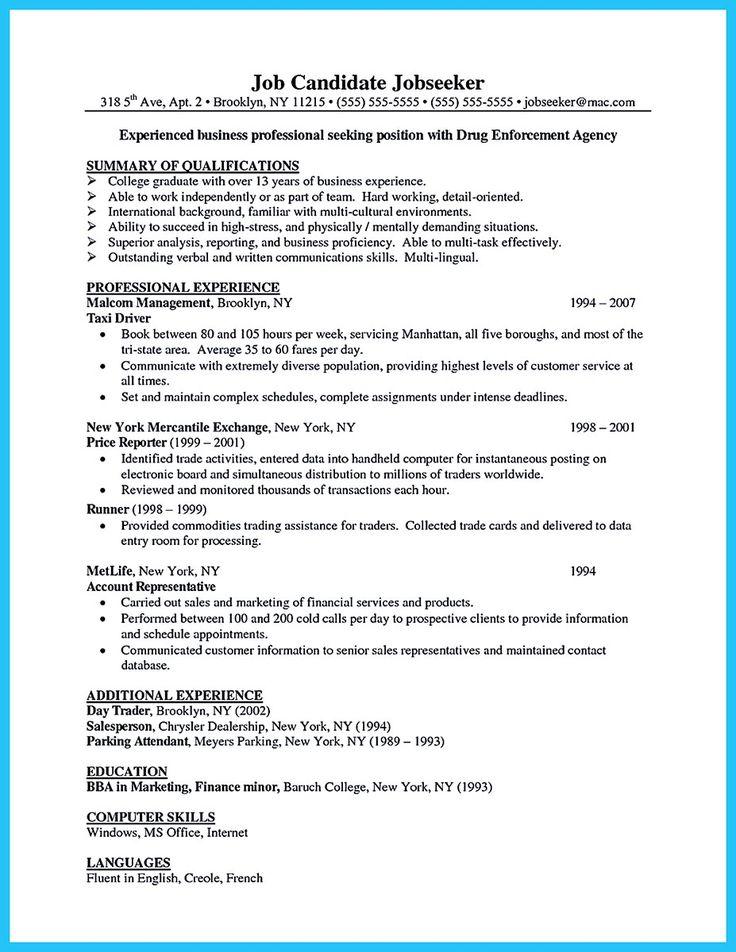 resume major accomplishments