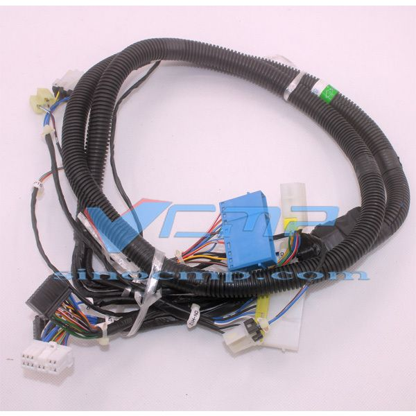 20y 06 31120 excavator monitor wiring harness for pc400 7. Black Bedroom Furniture Sets. Home Design Ideas