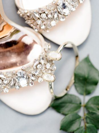 Traditional Old Town Alexandria Wedding - United With Love - sparkle wedding shoes, rhinestone wedding shoes, bridal jewelry, bridal ring, engagement ring