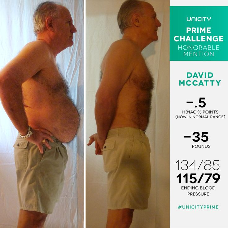 David McCatty Prime Transformation David McCatty has been friends for many years with former Unicity Transformation Program winner, Steve Vaughan, but hadn't seen him since before Steve's Transformation. When they got together, David could not believe how much Steve had changed, and knew that he needed to do whatever ...  If you want to know all about the details of his transformation, please follow this link : http://www.unicity.com/usa/local/motivation-from-a-good-friend/
