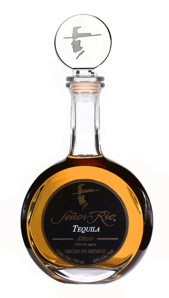 Señor Río is an ultra-premium brand of tequila produced in Tequila