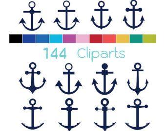 Ancoraggio clipart - Sea Anchor, Nautica clipart contiene un immagini digitali di collezione di ancoraggio  Questo incredibile mare o nautico clip arte set contiene 45 diversi ancoraggi blu ho molto adatto per carte, inviti e scrapbooking!  * Riceverai:  -45 file PNG trasparenti con lancoraggio di mare su uno sfondo trasparente in unad alta risoluzione (7 pollici o superiore larghezza) 300 Dpi  -1 vettore. File EPS con tutte le immagini modificabili e scalabili di ancoraggio  Potrebbero…