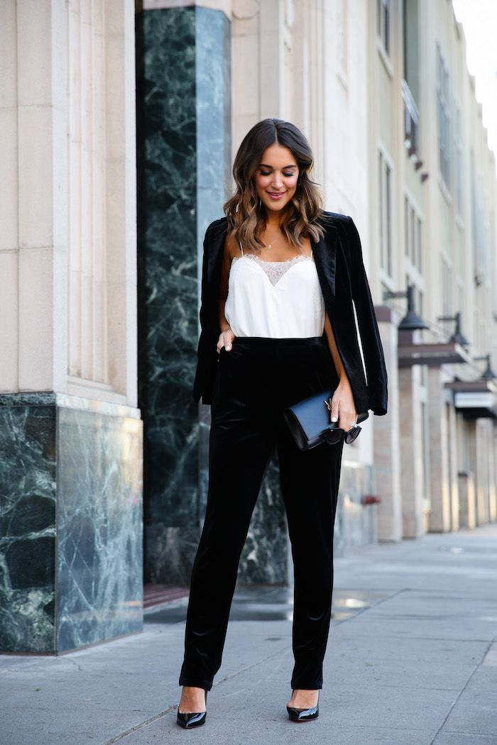 Velvet Pant Suit I Never Go Out Of Style Velvet Pants Suits