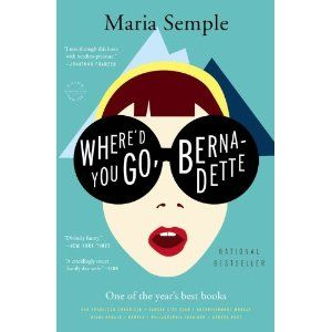 Where'd You Go, Bernadette: A Novel: Maria Semple: 9780316204262: Books - Amazon.ca