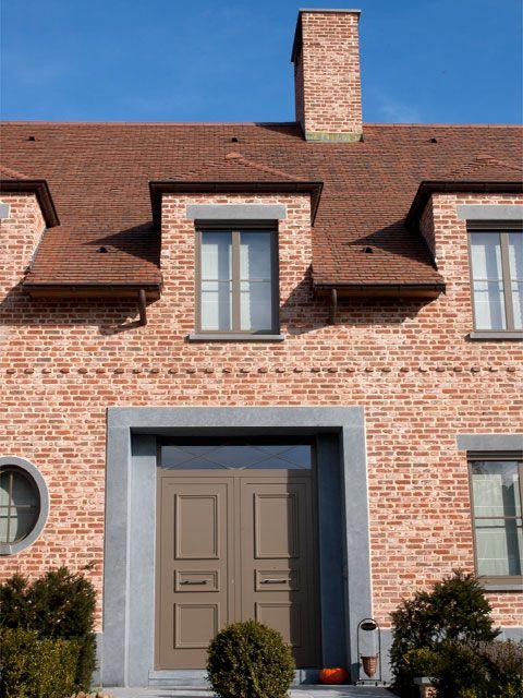 Vande Moortel Facing brick Oud Kwaeremont