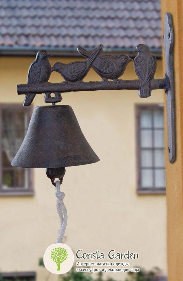 Дверной колокольчик своими руками