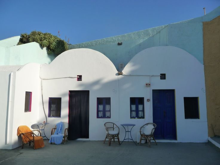 Caveland Hostle, Santorini, Greece.