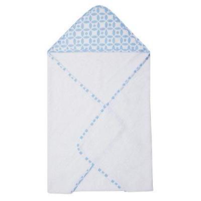 Trend Lab Logan Hooded Towel Blue Bathing Amp Skin Care