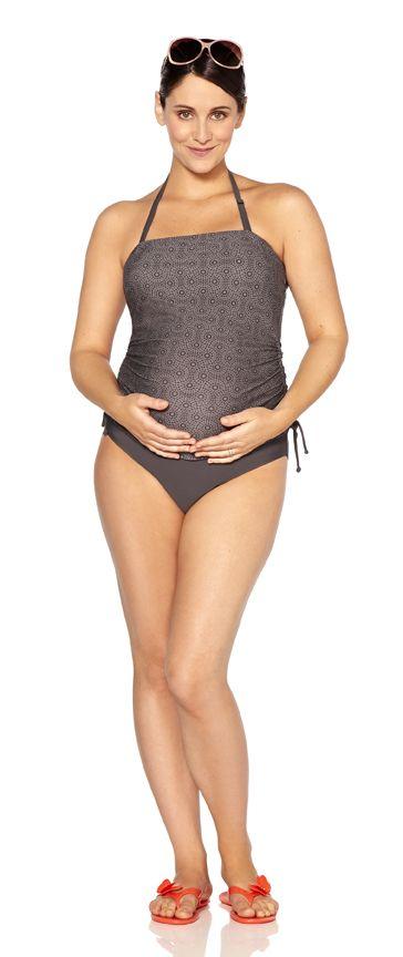 Thyme Maternity swimwear / Maillot de bain de Thyme Maternité