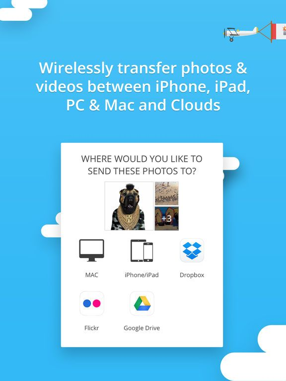 Photo Transfer App with and live photos and videos support by Capable Bits