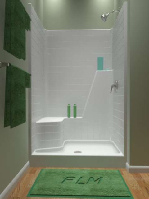 25 Best Ideas About One Piece Tub Shower On Pinterest One Piece Shower Fi