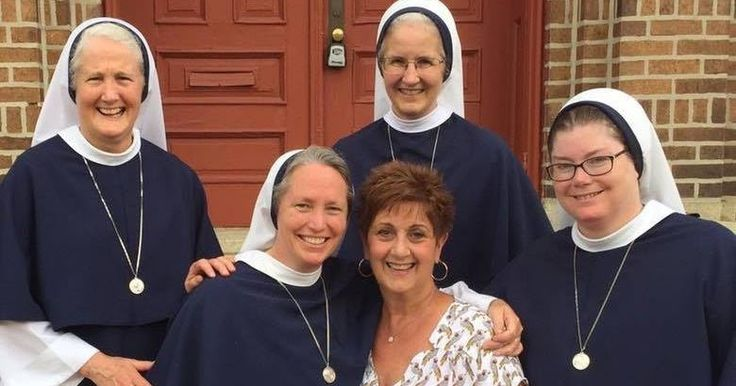 Sisters of Life at St. Malachy Philly Mission Project