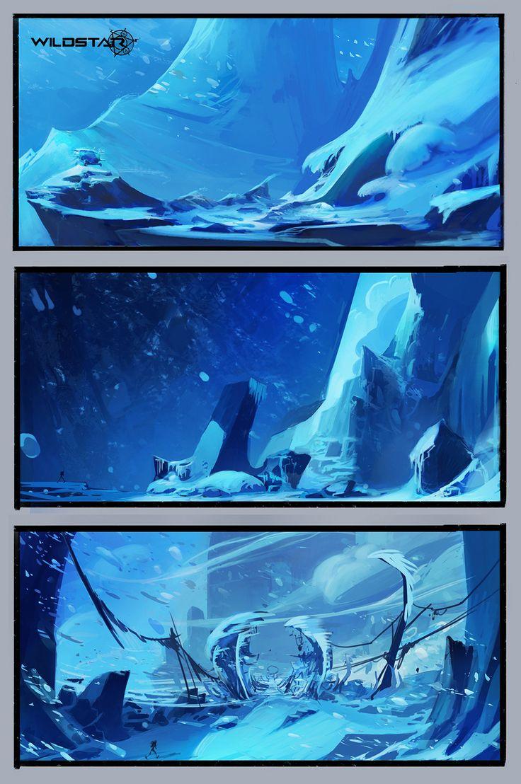 Ice!, daniel stultz on ArtStation at https://www.artstation.com/artwork/ice-620da3c2-0ffd-4c56-aabe-d747c8ce4857