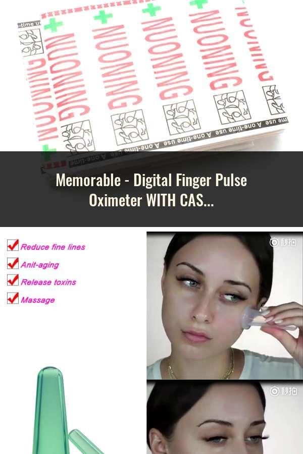 Digital Finger Pulse Oximeter WITH CASE Blood Oxygen Finger