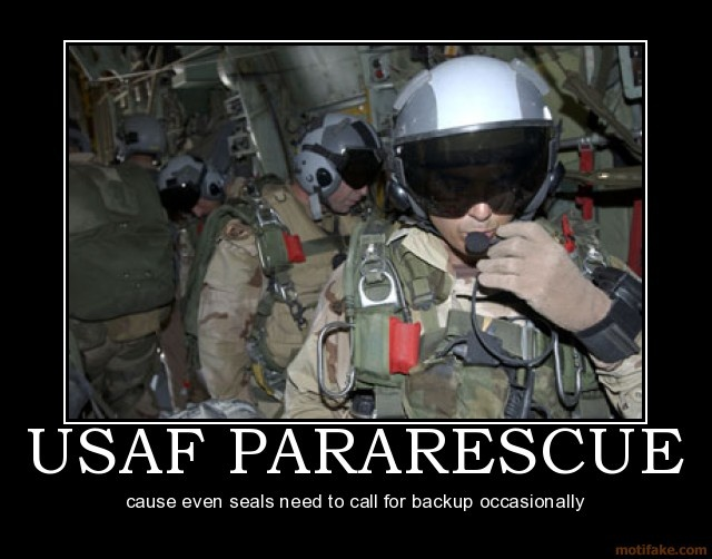 pararescue air force death rate
