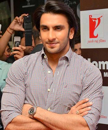 Ranveer Singh, the youth icon!