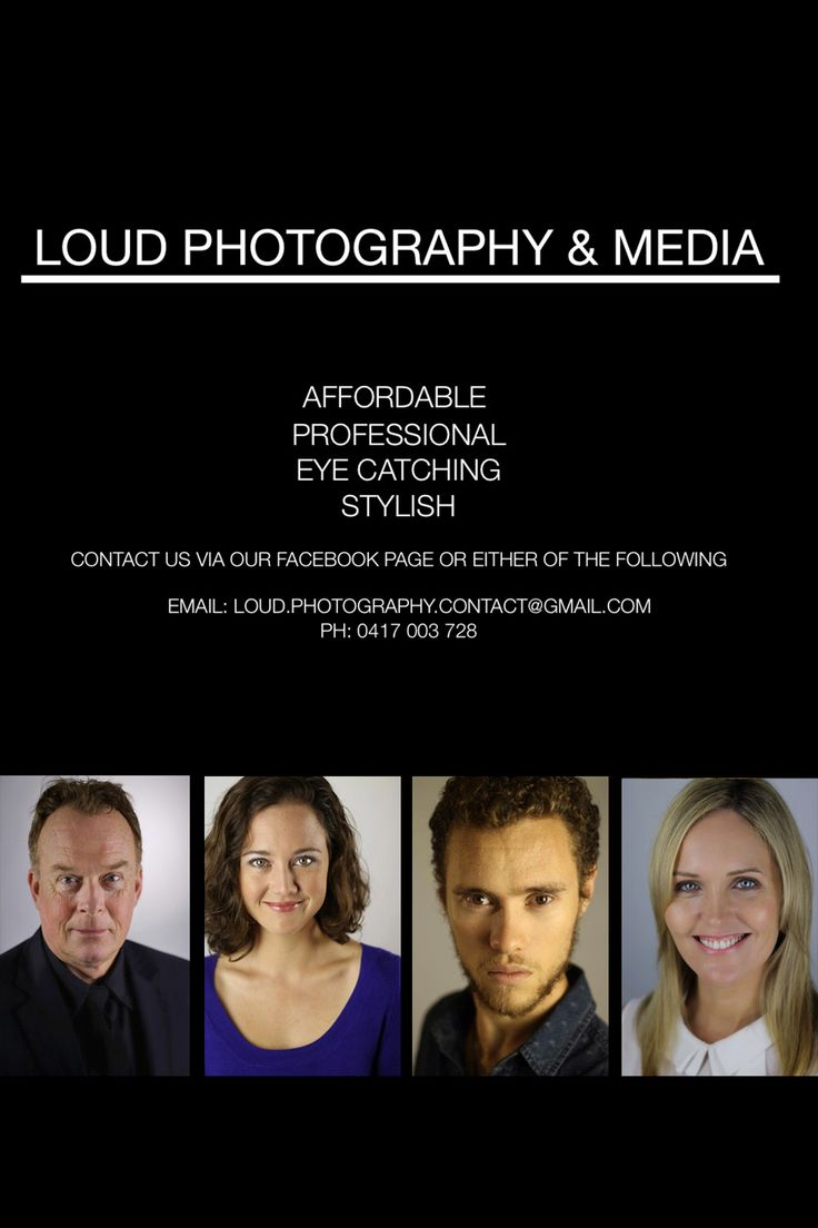 Loud Photography & Media. SIBW Issue#1.