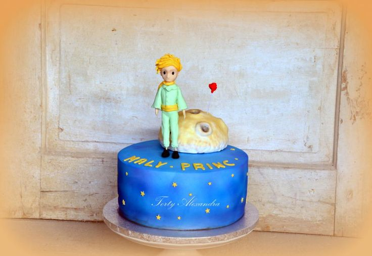Little Prince cake - Cake by Alexica