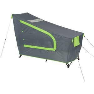Ozark Trail 1-Person Instant Tent Cot with Rainfly | for the emergency trunk.