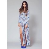 Finders Keepers Hold On Long Sleeve Maxi