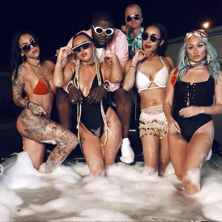 SKALES' LATEST MUSIC VIDEO TEACHES US THE BOOTY LANGUAGE