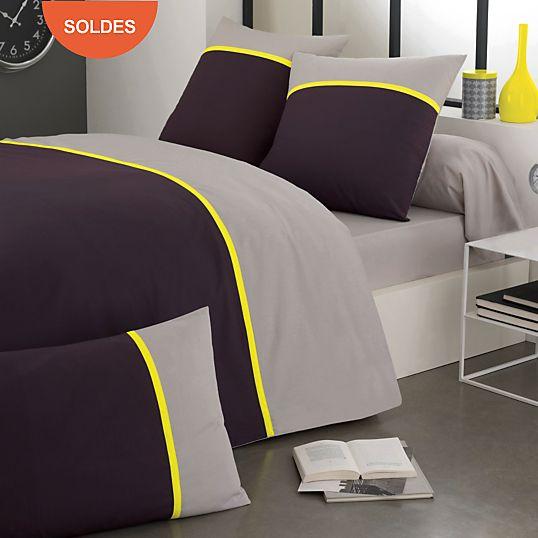 17 meilleures id es propos de couette orange sur. Black Bedroom Furniture Sets. Home Design Ideas