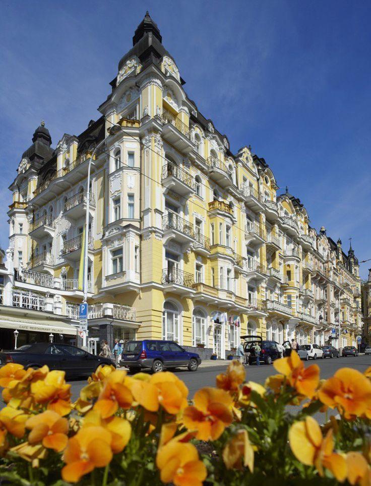 Orea Spa Hotel Palace, Marianske Lazne (Marienbad), Czech Republic / tk