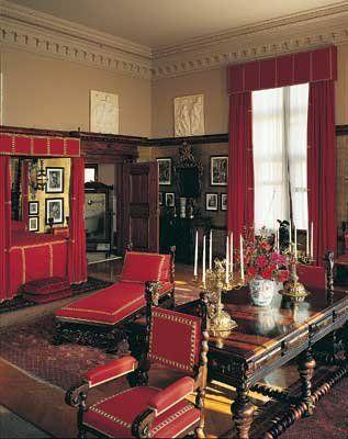 Mr. #Vanderbilt's Biltmore Bedroom