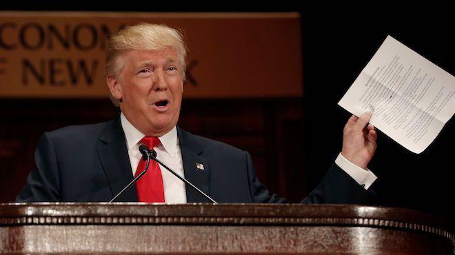 Umberto Marabese : M5S - La mossa di Trump: assicurazione sanitaria p...