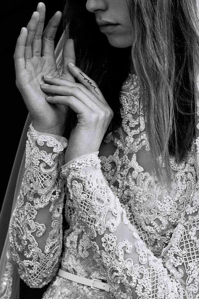 Elie Saab New York Bridal Week