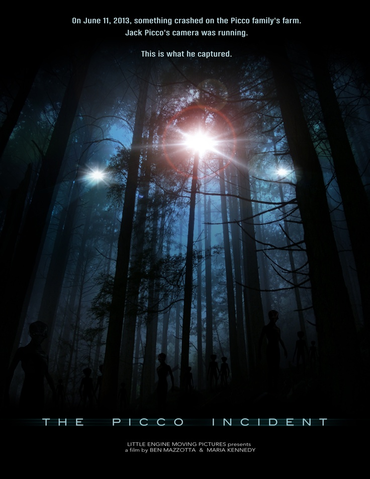 The Picco Incident -- movie poster