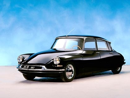 Citroen DS..my how I loved these cars