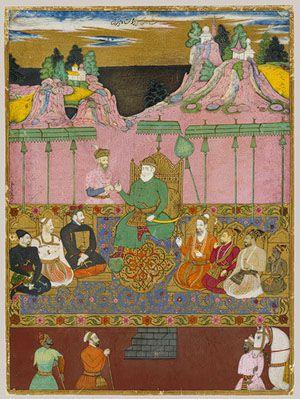 The Metropolitan Museum of Art's Heilbrunn Timeline of Art History - Islamic Art of the Deccan