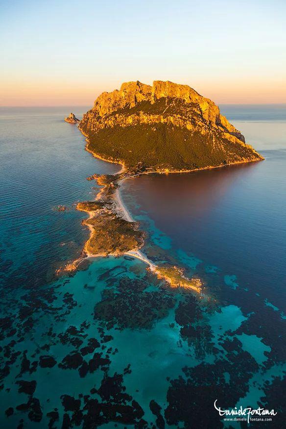 Tavolara, Sardinia, Italy