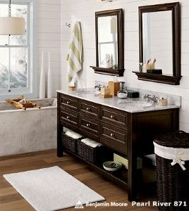 pottery barn bathroom vanity reviews 22 best master bathroom center cabinets images on pinterest