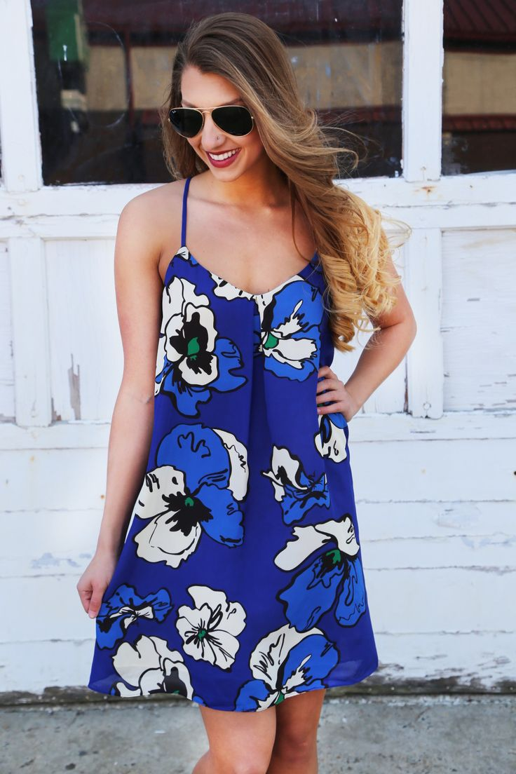 Drive You Crazy Floral Dress - The Rage - 1