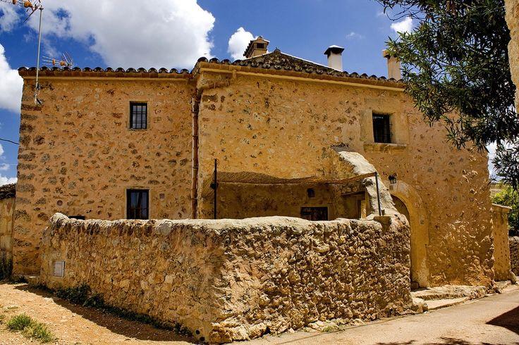 Casa rústica en Ruberts de Carmeta