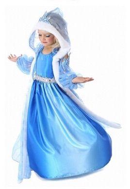 Frozen kostuum