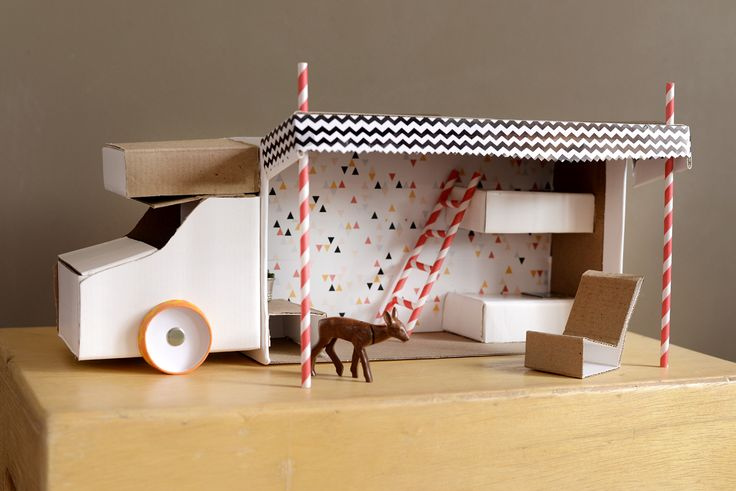 851 best images about cardboard on pinterest diy cardboard cardboard playhouse and cardboard - Diy projects with a cardboard box boundless creativity ...