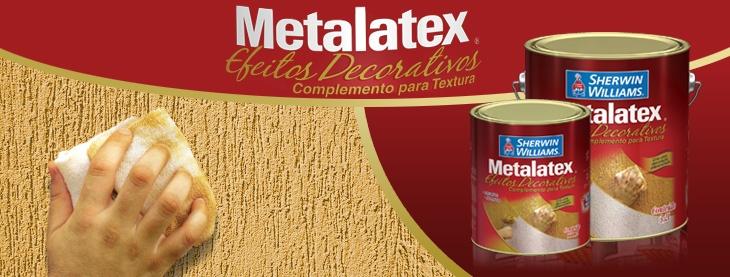 Metalatex Efeitos Decorativos