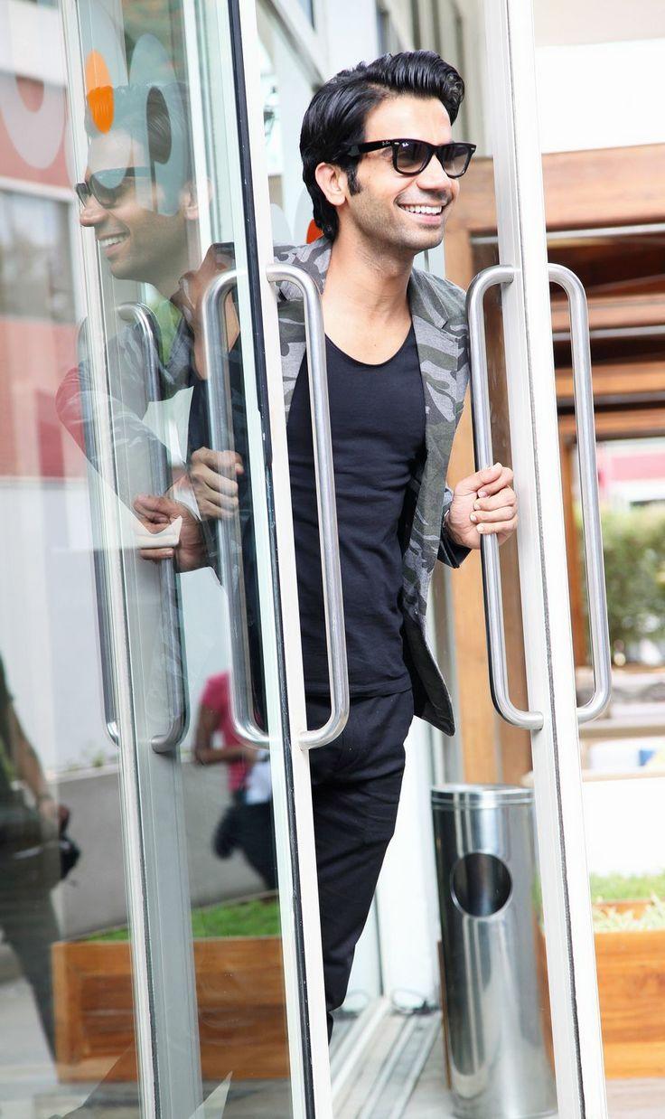 Raj Kumar Yadav dudes up for Photoshoot #Bollywood #Fashion #Style